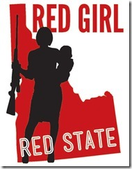 RedGirlRedStateRifle