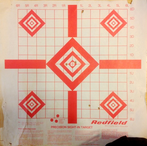 100 Yard Sight-in