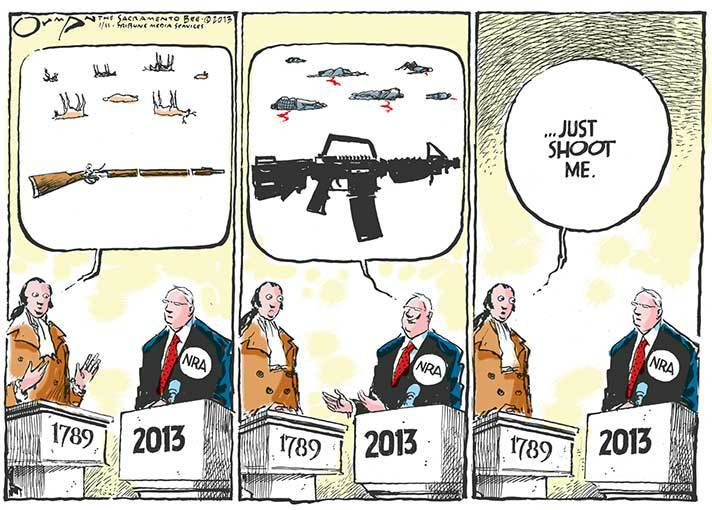 united states biggest issue about gun control