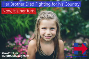 Draft your daughter
