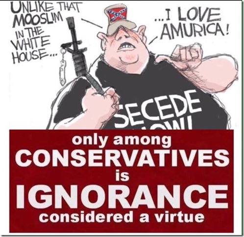 ConservativeIgnorance