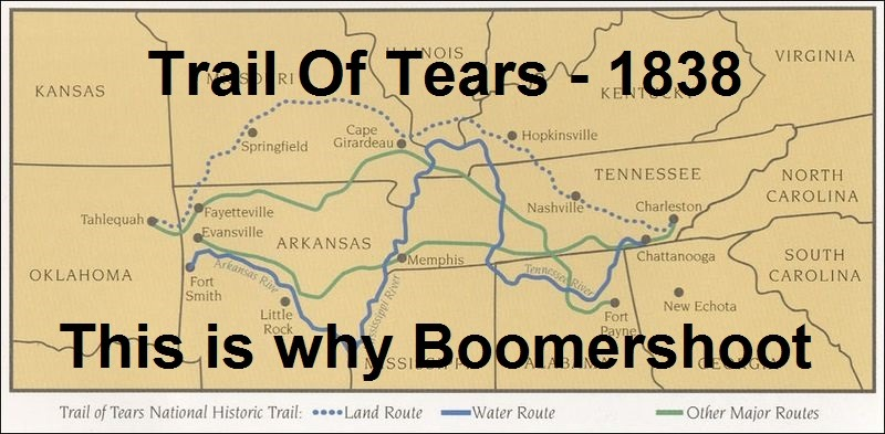 Trail of Tears | The View From North Central Idaho