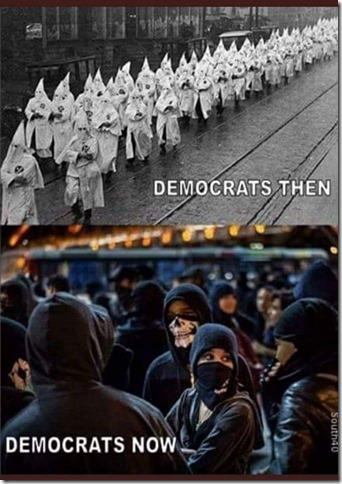 DemocratsKkkAntifa