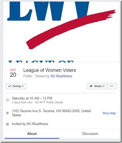 LeagueOfWomenVoters20181020