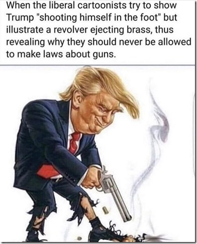 TrumpRevolverEjectsBrass