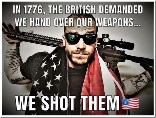 In1776WeShotThem